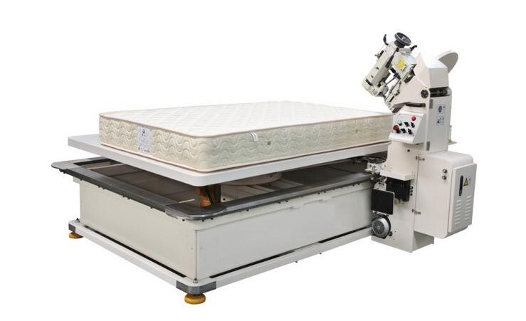 V 1726 Mattress Tape Edge Sewing Machine With Rotation
